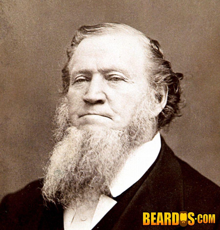 Brigham Young beardo