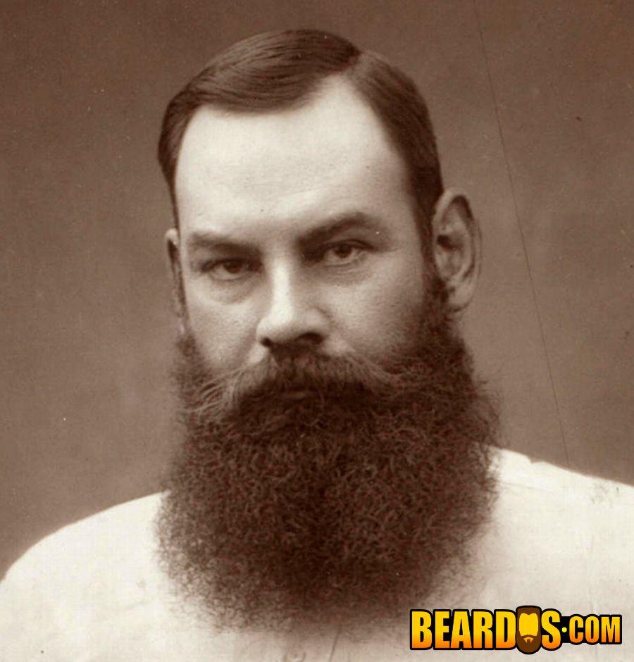 W G Grace beardo